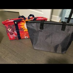 Thermal and large utility tote thirty one
